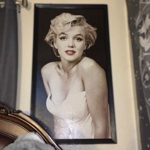 Marilyn Monroe Framed Painting ❗️